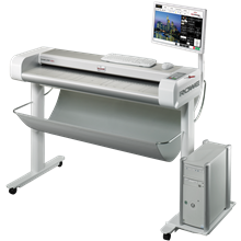 "Rowe 600-60""-60 Document Scanner"
